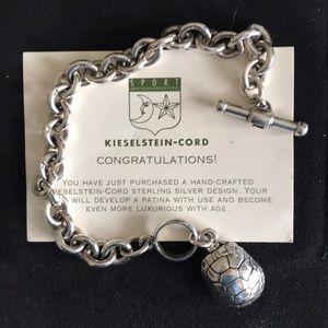 9d4b7925e40 Kieselstein-Cord Bracelet with Turtle